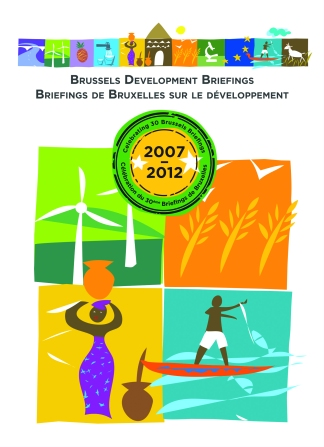Commemorative DVD marking the 30th edition of the Brussels Development Briefings