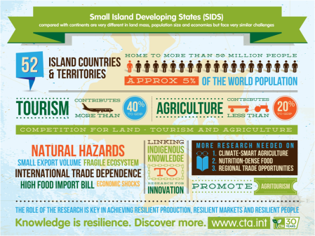 HLP on Resilience for SIDS (IFPRI 2020)