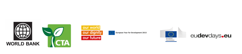 EDD2015_Agriculture and Data in Africa logos