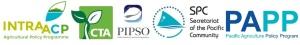 Logos for Fiji Forum 2015