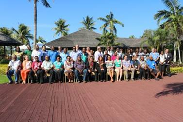Vanuatu agritourism policy setting day 1