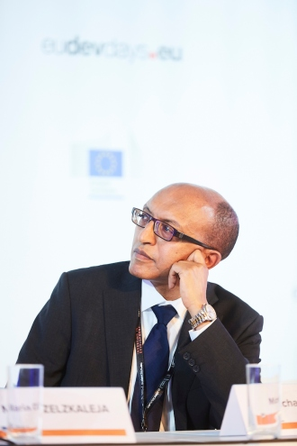 Michael Hailu (Copyright © European Union)