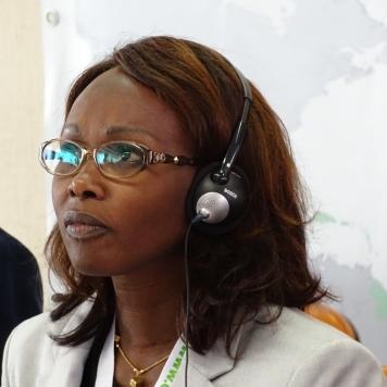Coumbaly Diaw, FAO subregional coordinator, Senegal