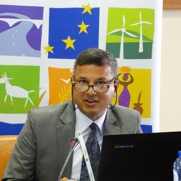 Rajendra K. Aryal, Senior Programme Advisor, Resilience Building, FAO
