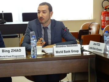 Alexandros Ragoussis, Economist, Thought Leadership, Economics and Private Sector Development, IFC, World Bank Group
