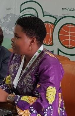 Elizabeth Nsimadala, Entrepreneur & President of Eastern Africa Farmer's Federation (EAFF)