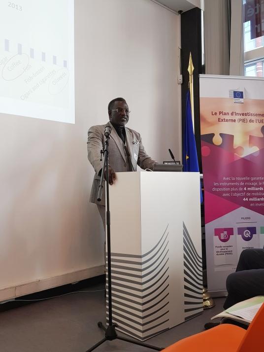 Ousmane Badiane Director for Africa, IFPRI